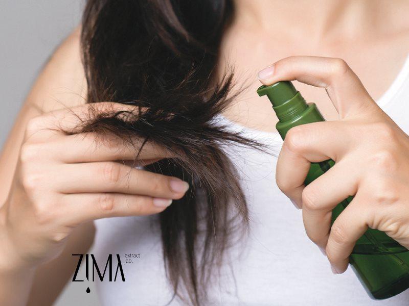 روغن تراپی برای داشتن موهای سالم
