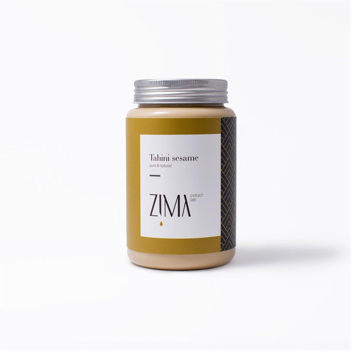ارده کنجد خالص و طبیعی زیمالب، سرشار از مواد مغذی برای سلامت بدن