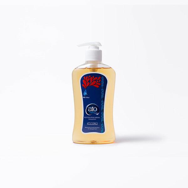 خرید آنلاین شامپو آتو | مخصوص موهای آسیب دیده | زیمالب